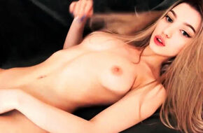 Hot blonde solo