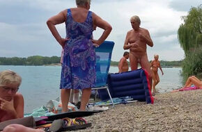 Daily nudists