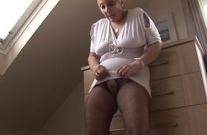 Tumblr hairy milf
